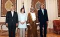 ۳ ساعت و نیم مذاکره ایران و آمریکا در مسقط ؛ ارزیابی ظریف و عراقچی از شرایط