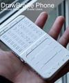 تلفن همراه سوپرهوشمند با خط بریل به بازار آمد