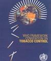 آشنایی با پیمان چارچوب کنترل دخانیات (FCTC)