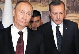 سفر پوتین به ترکیه و گفتوگو با اردوغان