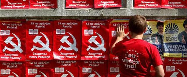پیروزی حزب طرفدار روسیه در انتخابات پارلمانی مولداوی