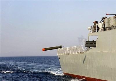 """جدیدترین """"اژدر"""" نیروی دریایی ارتش به نمایش درآمد"""
