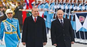 اقتصاد، پوتین را به ترکیه کشاند