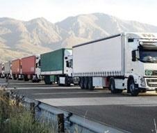 تعلیق عملیات پلمب مخازن سوخت کامیونهای ترکیه