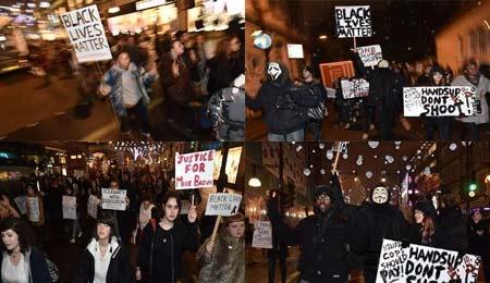 معترضان اروپا