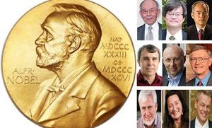 برندگان نوبل جوایز خود را دریافت کردند