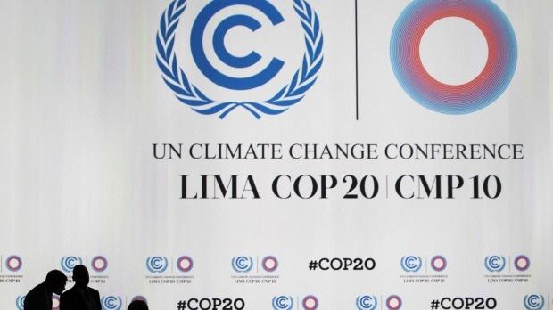 توافق بر سر پیش نویس طرح مقابله با تغییرات جوی در لیما