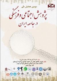 پژوهش اجتماعی و فرهنگی در جامعه ایران