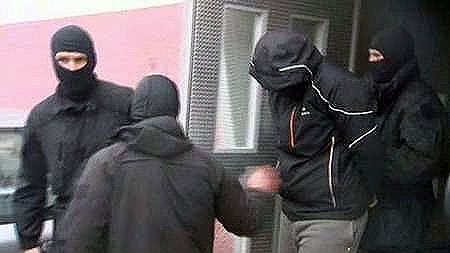 انهدام یک شبکه فرانسوی اعزام تروریست به سوریه