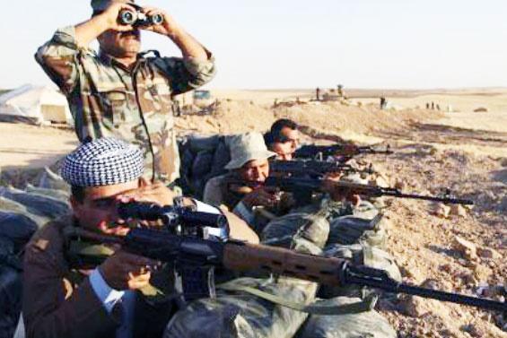 تلفات سنگین داعش در ۳ منطقه عراق