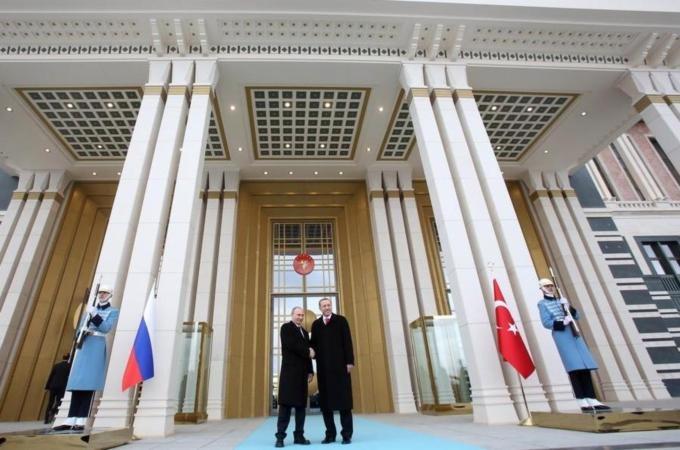 توافقهای مهم روسیه و ترکیه