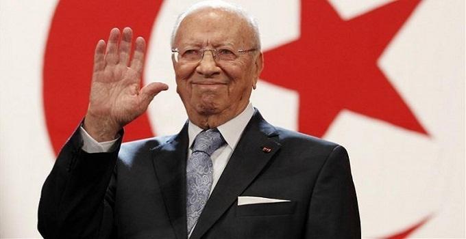 رییس جمهور تونس