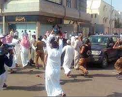 یورش مجدد نیروهای سعودی به شهرک عوامیه