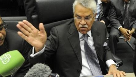 علی النعیمی وزیر نفت عربستان سعودی