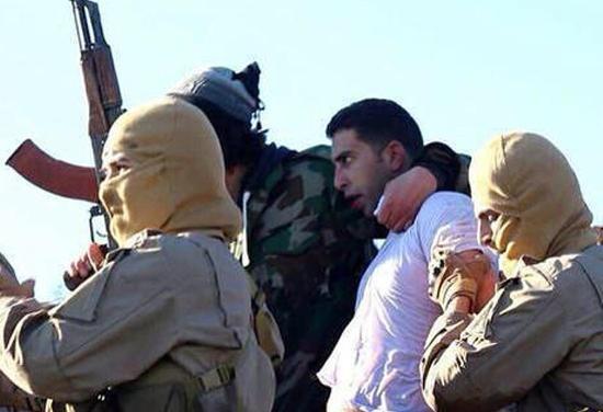 داعش - خلبان اردنی