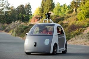 خودروی گوگل