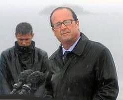 ۲۰۱۴ ؛ سال سیاه رییس جمهوری فرانسه