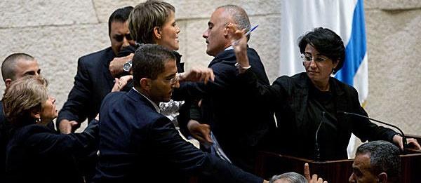 پارلمان رژیم صهیونیستی منحل می شود
