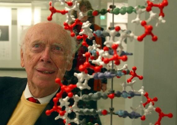 چرا جیمز واتسون، کاشف ساختار DNA جایزه نوبل خود را به حراج گذاشت