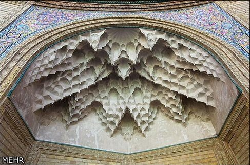 آشنایی با عمارت مسعودیه