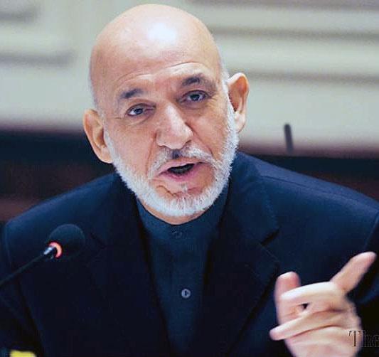 انتقاد کرزای از جنگ ۱۳ ساله آمریکا در افغانستان