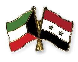 syria-kuwait flag