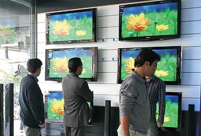 قیمت انواع تلویزیون پس از کاهش نرخها ؛ فروش از ۱ تا ۲۰ میلیون تومان