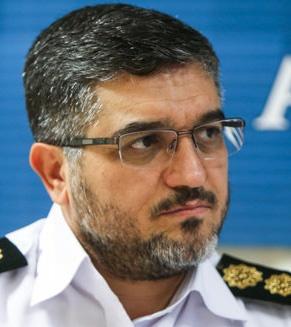 سرهنگ تیمور حسینی