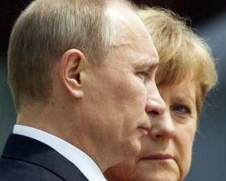 مرکل روسیه را عامل بی ثباتی شرق اروپا دانست