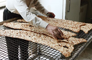 هشدار به نانوایان کم فروش و گرانفروش