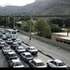 جو آرام و ترافیک روان در جادههای کشور