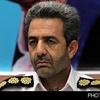 تمهیدات پلیس راهور در اطراف مصلای تهران در روز ۲۸ صفر