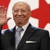 السبسی رییس جمهوری تونس شد