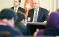 وزیر امور خارجه ترکیه:ارتباط نفتی و غیرنفتی با داعش نداریم