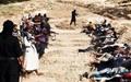 گزارش یک تشکیلات حقوق بشری از جنایات داعش علیه اهالی یک روستا در سوریه