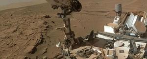 کشف ترکیبات ارگانیک روی مریخ