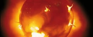 نمایی از فوران پرتو ایکس از خورشید