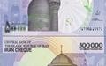 چاپ طرح جدید ۵۰ هزار تومانی/ امحای بیش از ۵۰۰ میلیون قطعه ایران چک در سال