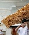 ادامه گرانفروشی نان در تهران