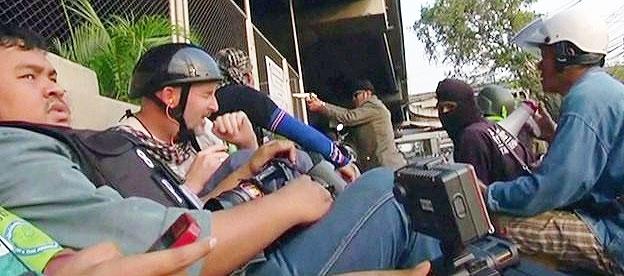 ادامه تنشها در روزانتخابات تایلند؛ چهار نفر کشته و پنج تن مجروح شدند