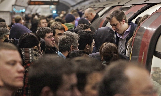 اعتصاب کارکنان متروی لندن موجب سرگردانی میلیون ها مسافر شد
