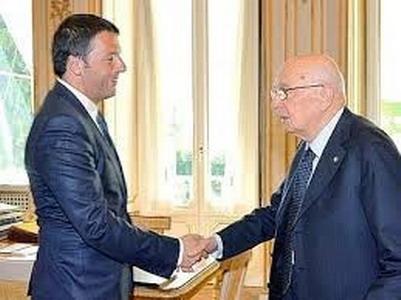 متئو رنتزی مامور تشکیل کابینه جدید ایتالیا شد