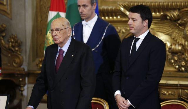 نخستوزیر ایتالیا سوگند یاد کرد