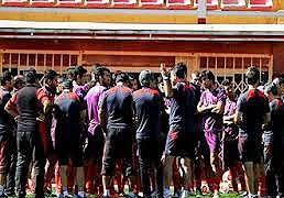 سازمان لیگ اعتصاب بازیکنان را ممنوع اعلام کرد