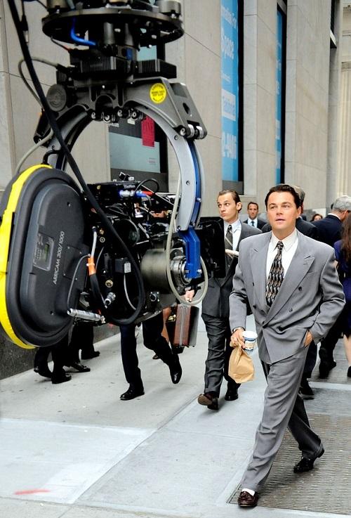 گرگ وال استریت ساخته مارتین اسکورسیزی به روایت تصویر