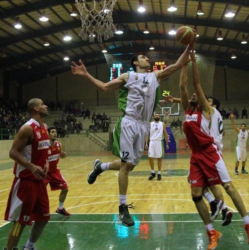 پلیآف لیگ برتر بسکتبال؛ پیروزی شهرداری گرگان و استقلال زرین قشم
