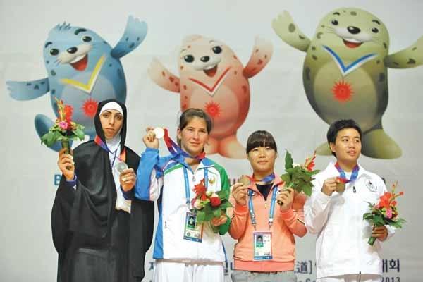 ماجرای حذف  نخستین بانوی مدالآور  ایران در کوراش قهرمانی جهان از مسابقات کشوری
