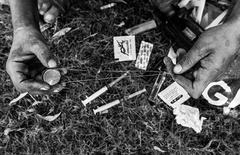 گرایش بیش از پیش مصرفکنندگان شیشه به هروئین
