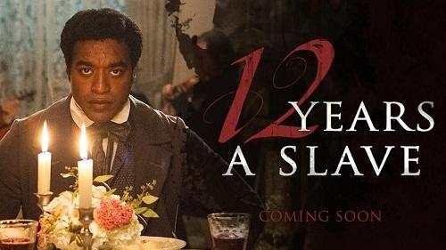پوستر ۱۲ سال بردگی