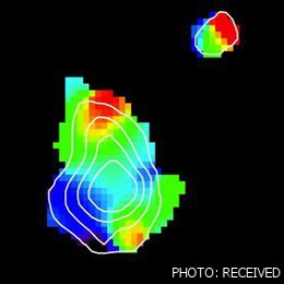 نوزادی کهکشان راه شیری برای نخستین بار رصد شد